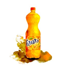 Газировка Fanta