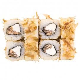 Бонито с лососем терияки